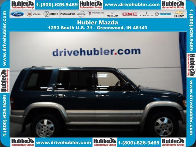 1999 Acura SLX for Sale in Greenwood, Indiana Classified ...