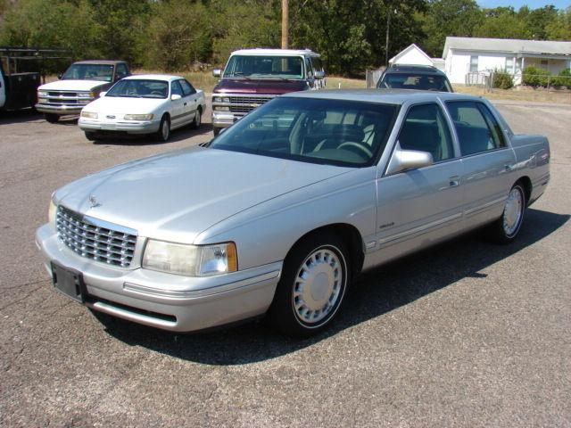 1999 cadillac deville for sale in seminole oklahoma classified americanlis. Cars Review. Best American Auto & Cars Review
