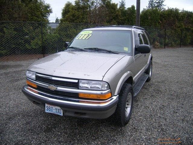 repair manuals for the 1999-2002. 1999 Chevy Blazer Owner%27s Manual