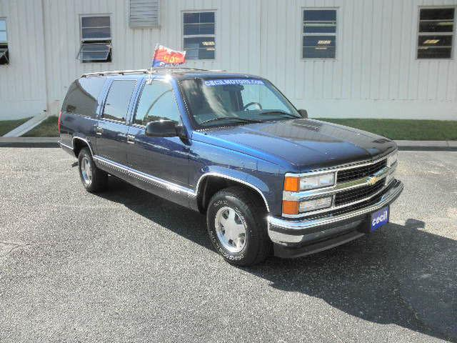 1999 chevrolet suburban for sale in kerrville texas classified. Black Bedroom Furniture Sets. Home Design Ideas