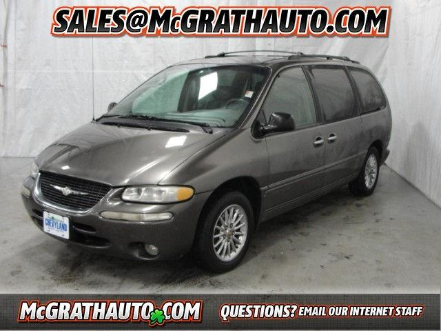 1999 chrysler town country limited for sale in cedar rapids iowa classified. Black Bedroom Furniture Sets. Home Design Ideas
