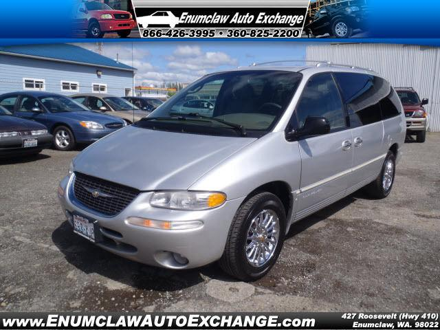 1999 chrysler town country limited for sale in enumclaw washington classified. Black Bedroom Furniture Sets. Home Design Ideas