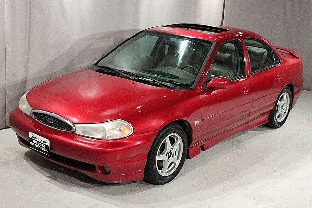 1999 Ford Contour SVT for Sale in Bedford, Ohio Classified ...