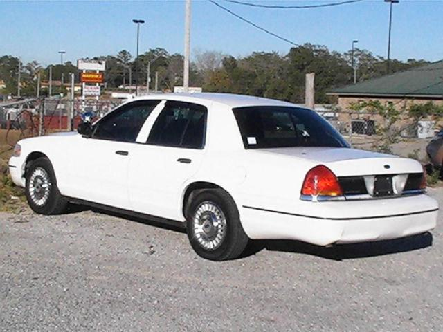 1999 ford crown victoria police interceptor for sale in andalusia alabama classified. Black Bedroom Furniture Sets. Home Design Ideas