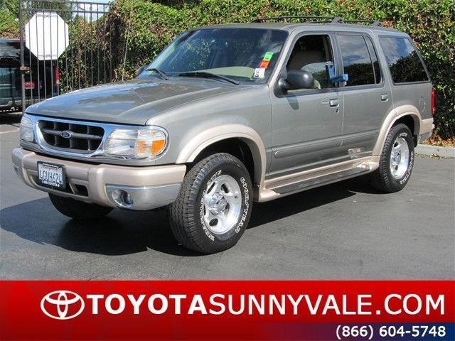 1999 ford explorer eddie bauer for sale in sunnyvale california classified. Black Bedroom Furniture Sets. Home Design Ideas
