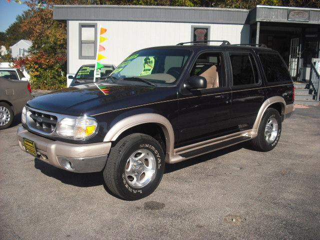 1999 ford explorer eddie bauer for sale in west warwick rhode island classified. Black Bedroom Furniture Sets. Home Design Ideas