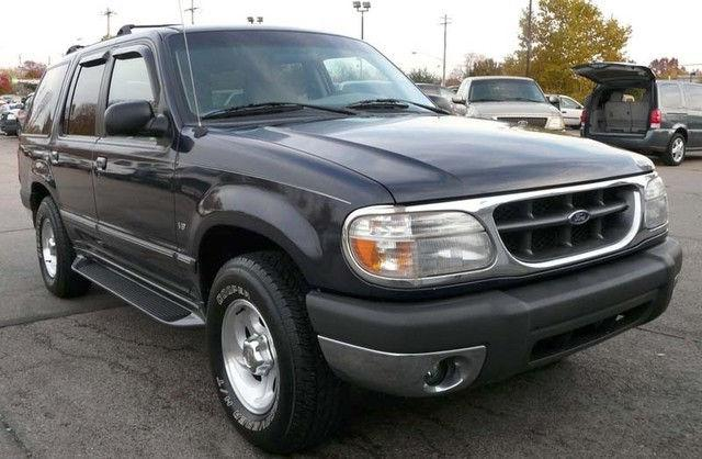 1999 ford explorer xlt for sale in florence kentucky. Black Bedroom Furniture Sets. Home Design Ideas