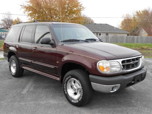 1999 ford explorer xlt for sale in muncie indiana. Black Bedroom Furniture Sets. Home Design Ideas