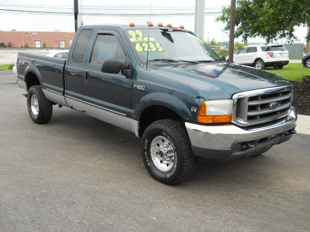 1999 Ford F250 Super Duty Lifted http://marysville-oh.americanlisted ...