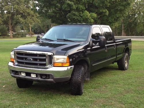 1999 ford f350 xlt 7 3 powerstroke crew cab diesel 4wd elkhart in. Cars Review. Best American Auto & Cars Review