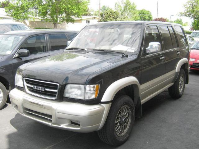 Contents contributed and discussions participated by sherry bruns 1999 isuzu trooper manual fandeluxe Choice Image