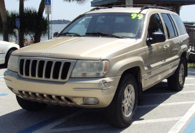 1999 jeep grand cherokee limited for sale in rockledge florida. Cars Review. Best American Auto & Cars Review