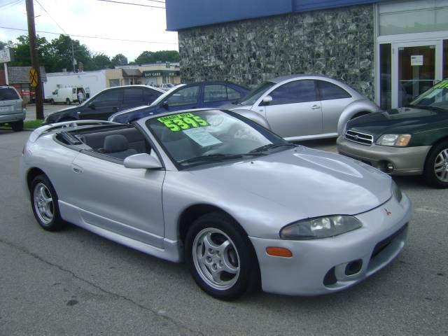 1999 mitsubishi eclipse spyder gs for sale in louisville kentucky classified. Black Bedroom Furniture Sets. Home Design Ideas