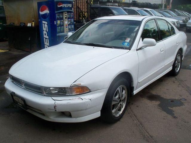 1999 Mitsubishi Galant Es For Sale In Newark New Jersey