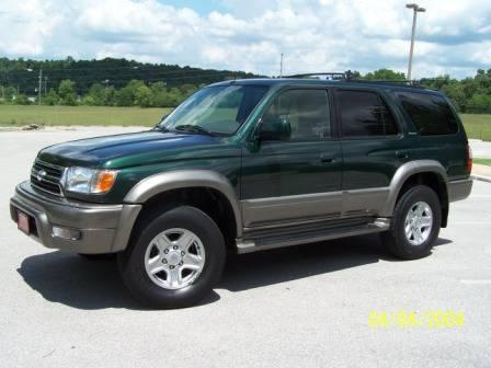 1999 toyota 4runner limited edition 4x4 for sale in harrison arkansas classified. Black Bedroom Furniture Sets. Home Design Ideas