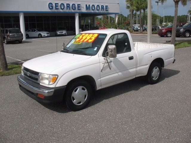 1999 toyota tacoma for sale in jacksonville florida classified. Black Bedroom Furniture Sets. Home Design Ideas