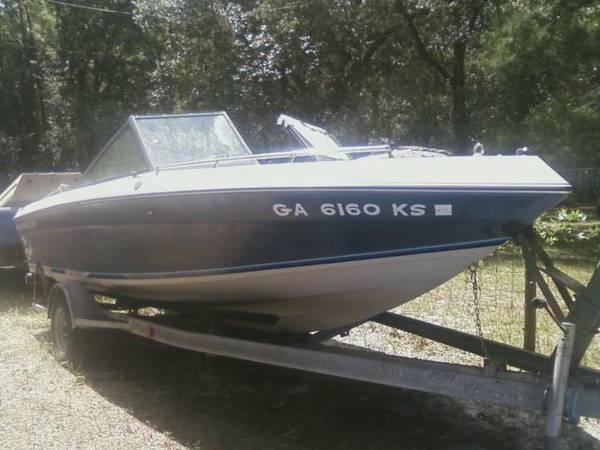 19ft chapparral boat w/trailer - for Sale in Gainesville ...