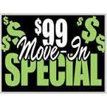 1br - $99 Move In Special!!! Just 4 you!!