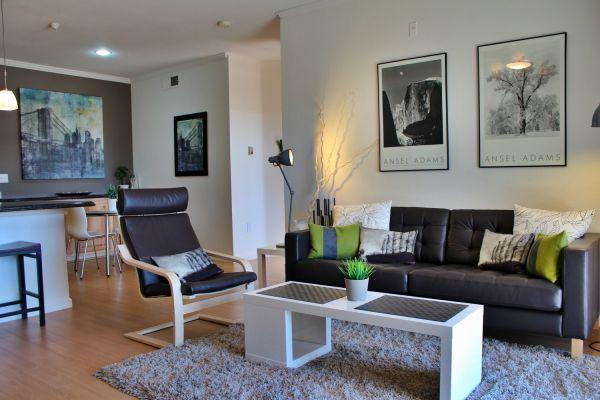 1br Short Term Temporary Furnished Housing Solutions Mo 2 Mo For Rent In L