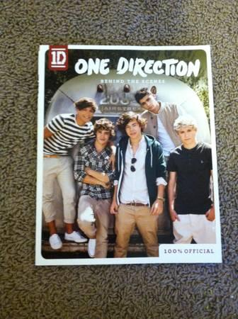 1D ONE DIRECTION ITEMS - $8
