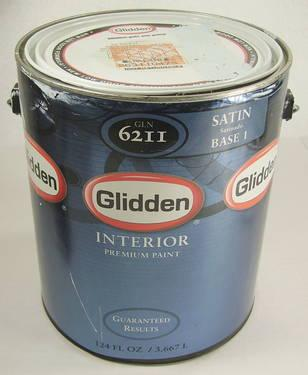 1gallon Glidden Premium Interior Satin Paint Light Blue California Sky For Sale In Altamonte