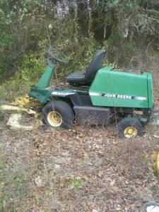 2 Used John Deere F725 Mowers Perry Fla For Sale In