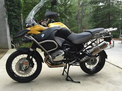 2 0 1 0 BMW R1200GS Adventure, GS, R1200