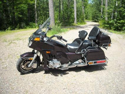 1987 honda gold wing interstate 1200 completely restored for sale in summerville south carolina. Black Bedroom Furniture Sets. Home Design Ideas