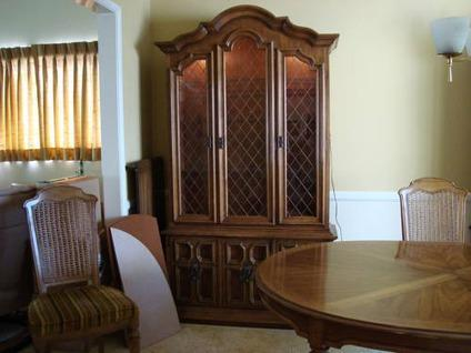 Drexel Heritage Dining Room Set For Sale In San Diego