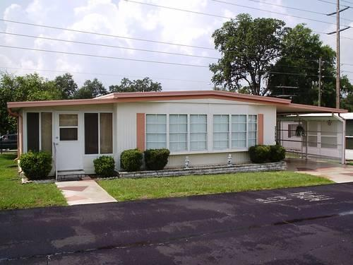 2 2 double wide mobile w lot in spanish trails for Home furniture zephyrhills fl