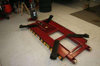 $2,200, Car Lift- Mohawk Scissor Lift (Tahoe)