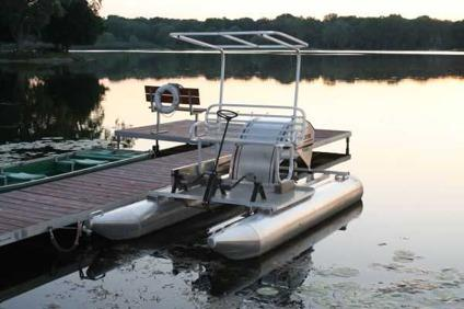 Weeres Aluminum Paddleboat New Cary Il For Sale In