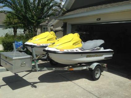 2-2004 Wave Runner XL 700