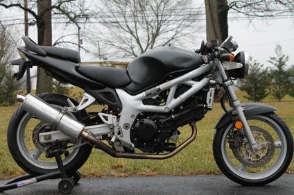 Suzuki sv650 sale or swap | in Inverness, Highland | Gumtree