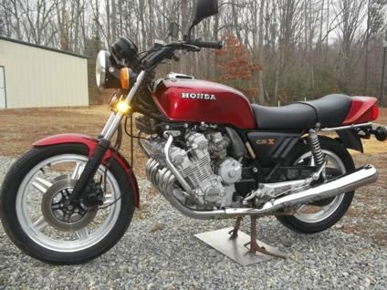 1979 honda cbx 1000 burgundy for sale in keasbey new jersey classified. Black Bedroom Furniture Sets. Home Design Ideas