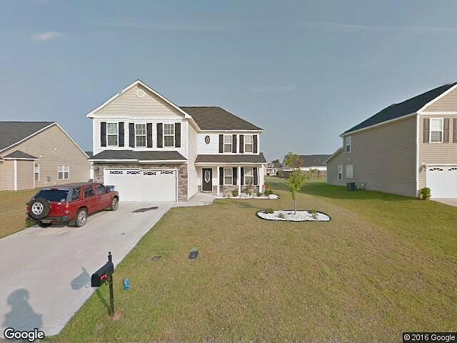 2.50 Bath Single Family Home, Raeford NC, 28376