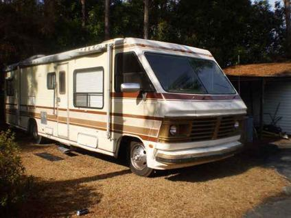83 coachman motorhome 33ft for sale in columbia south carolina classified. Black Bedroom Furniture Sets. Home Design Ideas