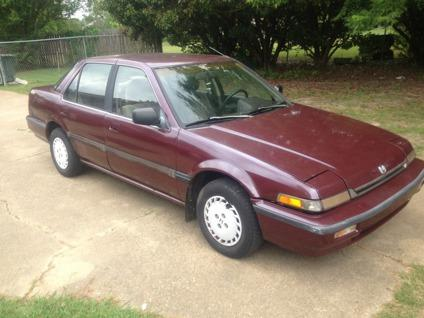 obo 1989 honda accord lx for sale in montgomery alabama