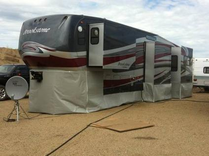 How To Install Skirting On A Travel Trailer
