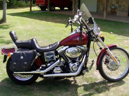 2000 Harley Davidson Dyna Fxdwg For Sale In Center Point