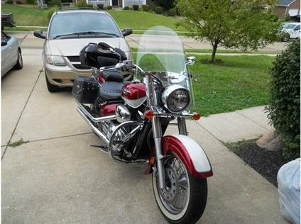 2008 suzuki boulevard c50t for sale in florence kentucky classified. Black Bedroom Furniture Sets. Home Design Ideas
