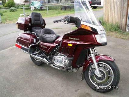 $2,850 1984 Honda Goldwing Interstate GL1200