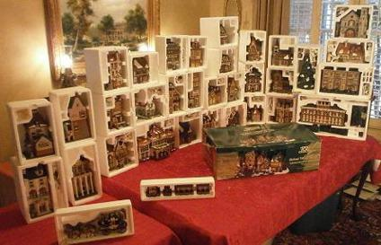 2900 department 56 christmas decorations dickens