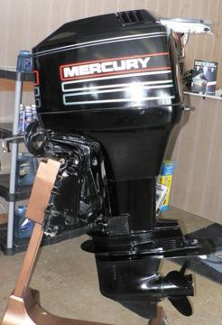 Very nice 1994 mercury elpto 90hp outboard boat motor for Outboard motors for sale in wisconsin