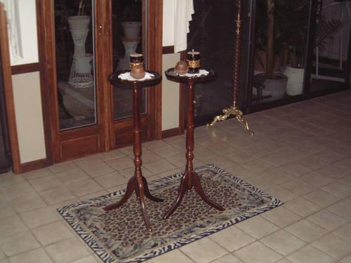 2 All Wood Stands That Look Great In Any Room For Sale In
