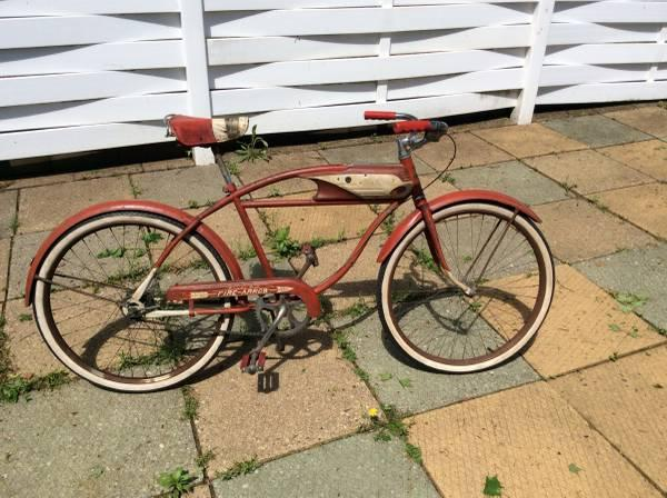 Columbia Fire Arrow Bicycle Bicycle Modifications