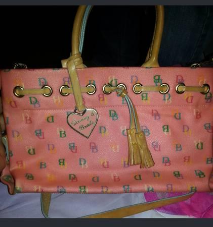 2 AUTHENTIC Dooney and Bourke purses for sale - $30