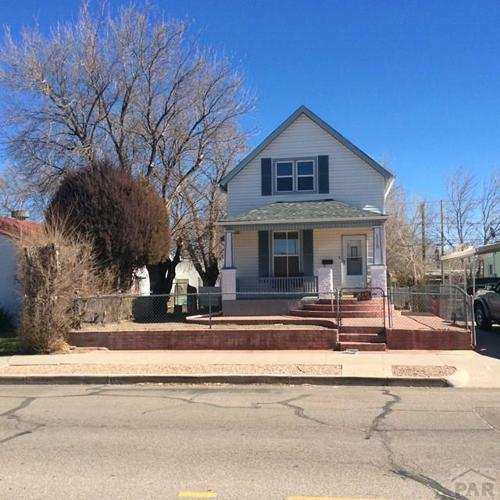 2 bed 1 bath house 1110 e evans ave for sale in pueblo, colorado classified americanlisted.com