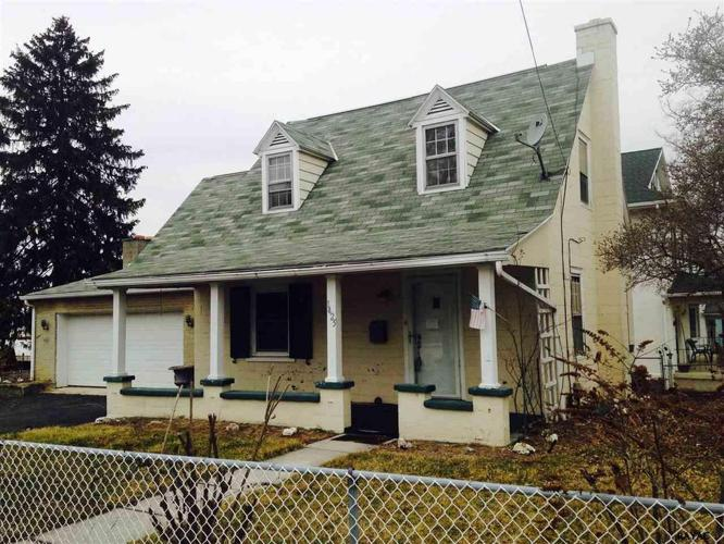 2 Bed 1 Bath House 1425 E PROSPECT ST