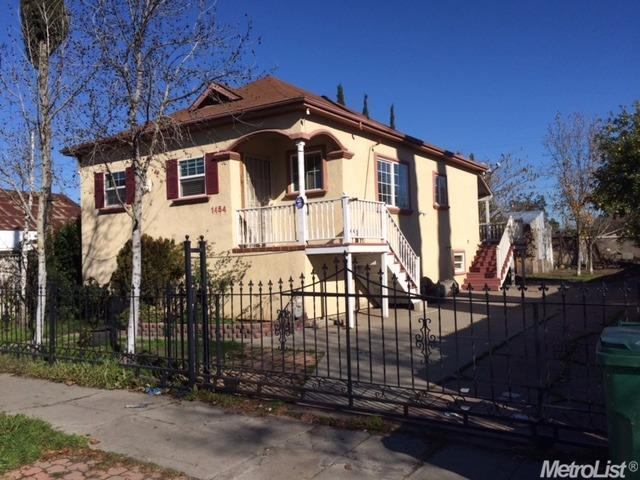 2 Bed 1 Bath House 1454 S Dorado Street